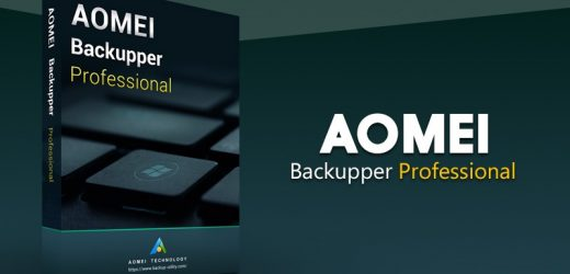 AOMEI Backupper Pro 4.6.2 with Keygen Full Free Download