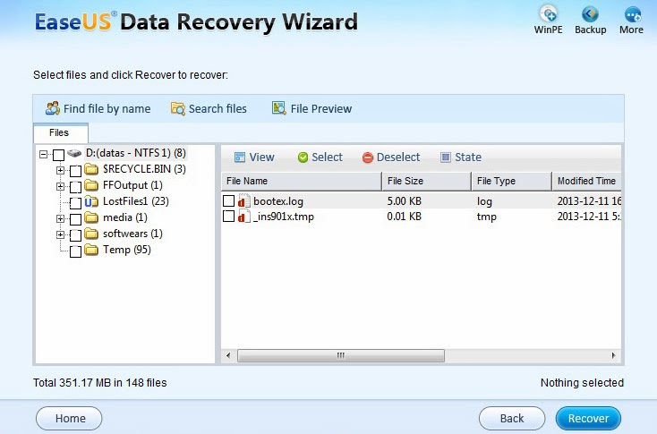 EaseUS Data Recovery Wizard 13 Crack + License Code with Key Download 2020