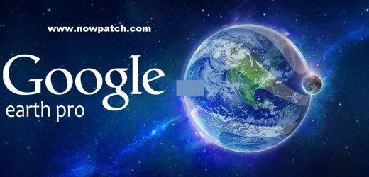 GOOGLE EARTH PRO 7.3.3.7786 CRACK + LICENSE KEY Free Download