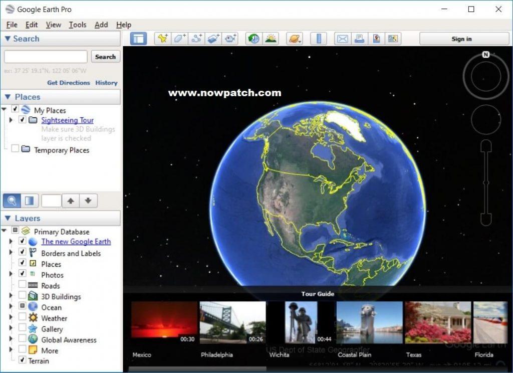 GOOGLE EARTH PRO 7.3.3.7786 CRACK