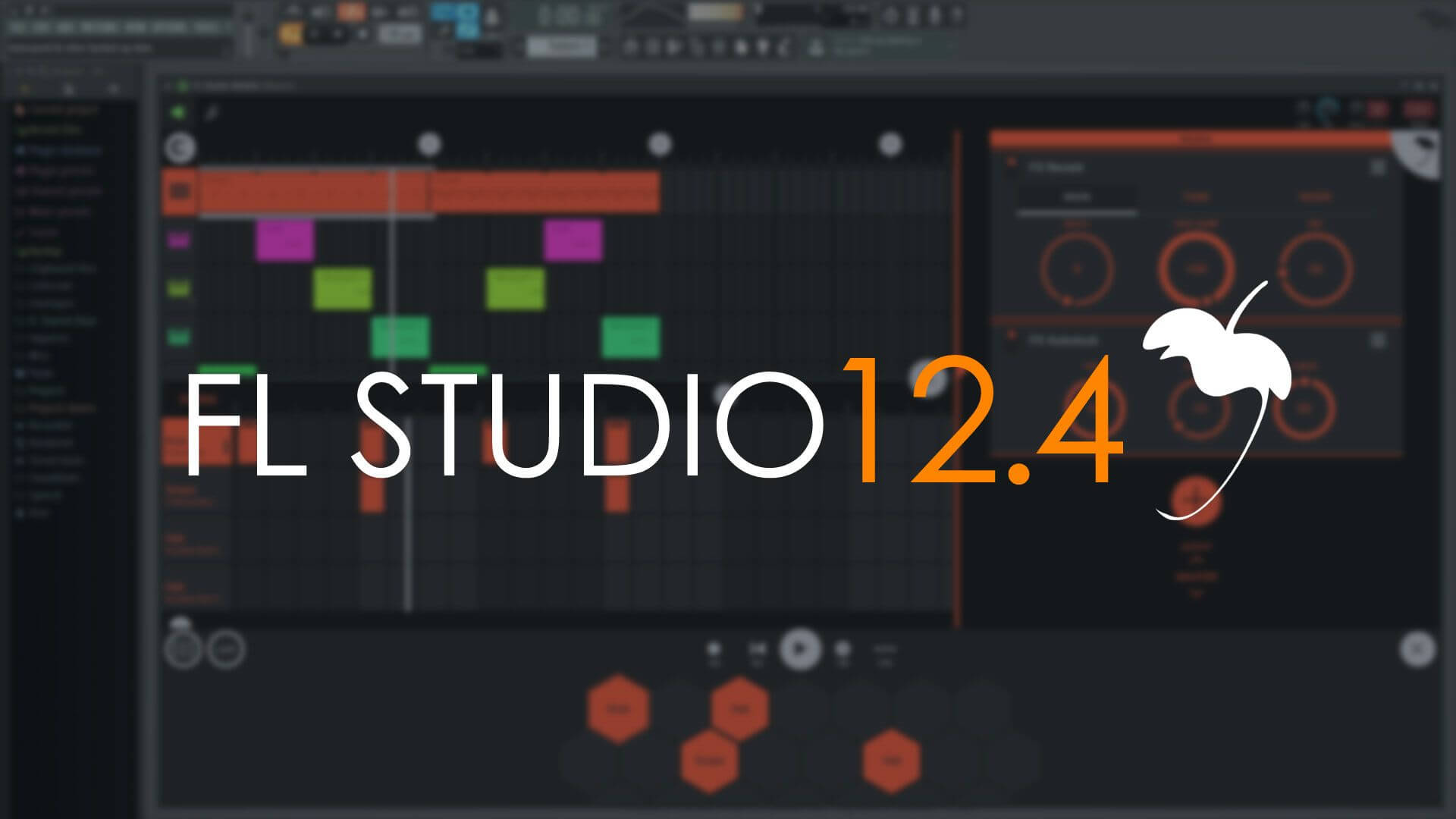 FL Studio Producer Edition 12.4.2 crack