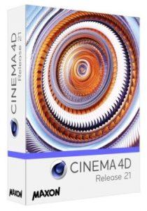 Maxon CINEMA 4D Studio R21.021 Keygen