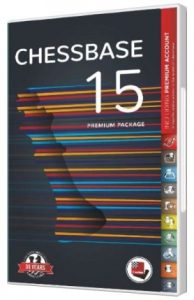ChessBase 15.8.1 Serial Key