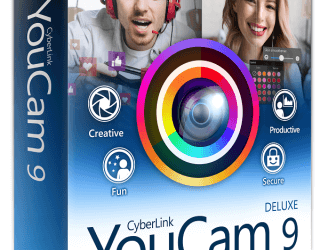 CyberLink YouCam Deluxe 9.1.1929.0 Crack + Patch [Full] Free Download