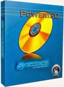 PowerISO 7.5 Crack