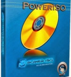 PowerISO 7.9 Crack with Serial Key 2021 [Updated]
