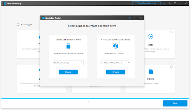 Wondershare Data Recovery 6.6.1 Key