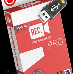 ChrisPC Screen Recorder 2.30 Crack Full Version [Free]