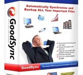 GoodSync v10.10 Enterprise Crack + Keygen [Full]