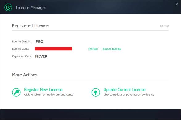 IObit Malware Fighter PRO 7.5.0 Serial Key