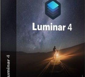 Skylum Luminar 4.1.0 (2020) Crack with Keygen [Latest]