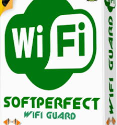 SoftPerfect WiFi Guard 2.1.4 Crack License Key Download