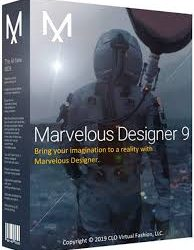 Marvelous Designer 9 Enterprise v5 Crack [Latest]