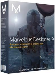 Marvelous Designer 9 Enterprise v5 Serial key