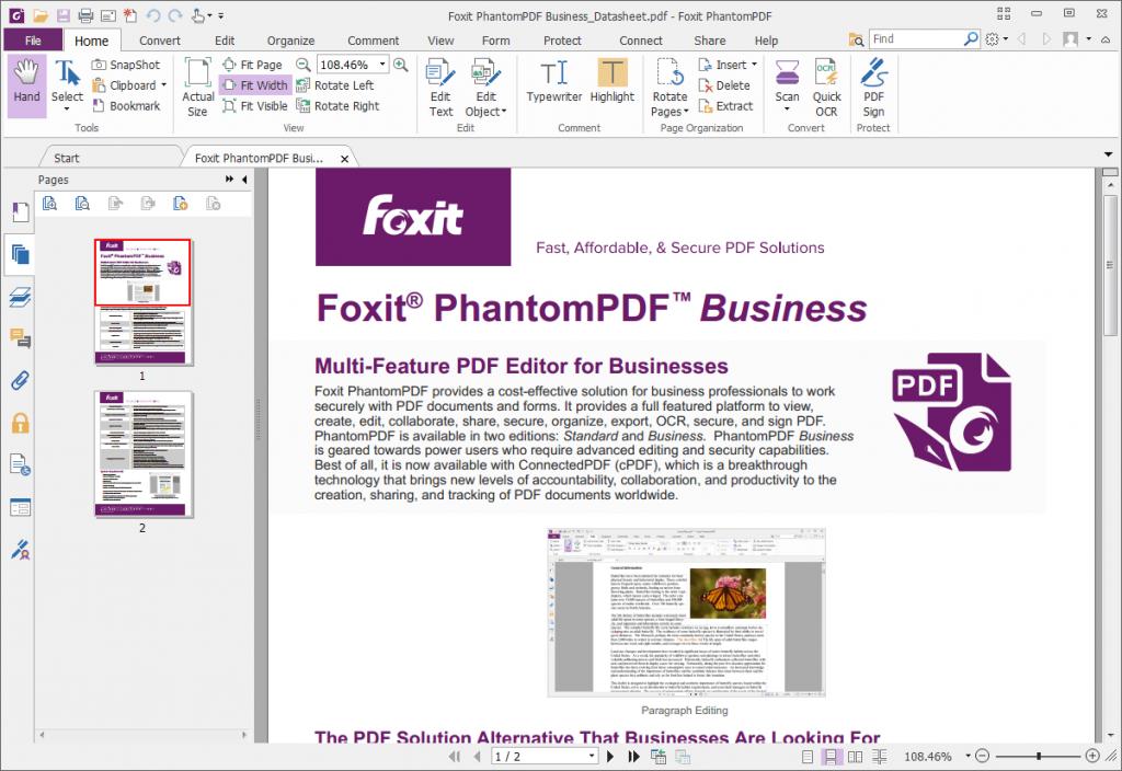 Foxit PhantomPDF Business 9.7.1 patch