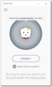 Betternet VPN Premium v5.3.0 full version