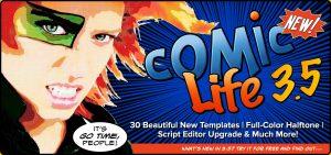 Comic Life 3.5.12 serial number