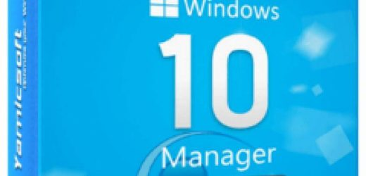 Windows 10 Manager 3.2.2 Crack + Keygen [Latest]
