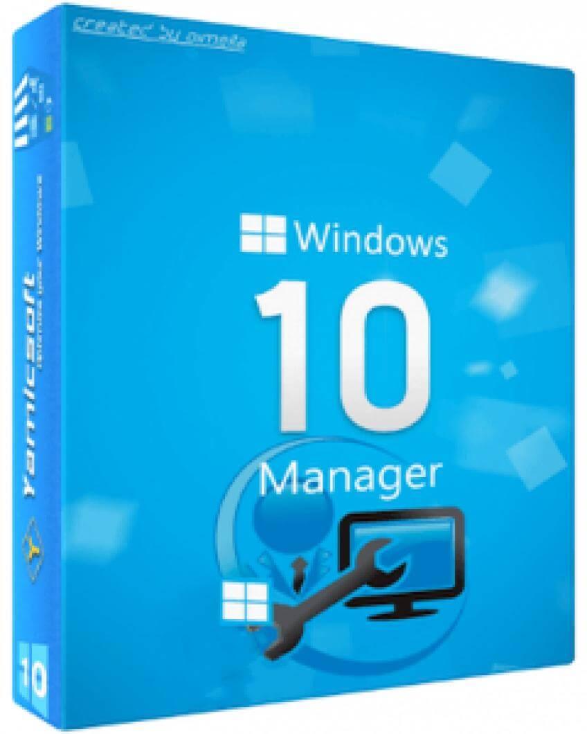 Windows 10 Manager 3.4.9 Crack + Keygen [Latest]