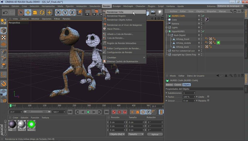 Cinema 4D Studio R21 keygen