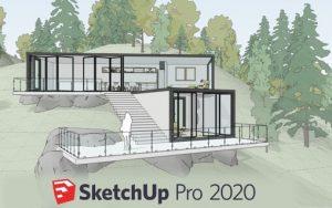 SketchUp Pro 2020 v20.0 crack