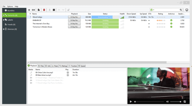 uTorrent 3.5.5 Build 45574 Crack