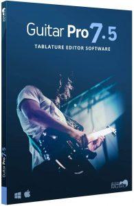 Guitar Pro 7.5.3 (2020) crack