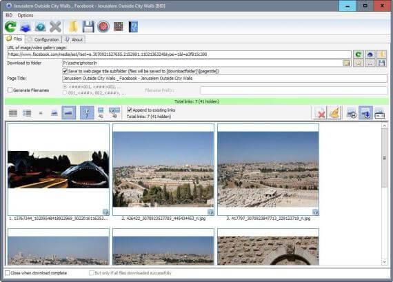 Bulk Image Downloader 5.60 registration code