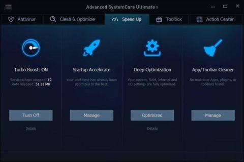 Advanced SystemCare Pro 13.3.0 Key
