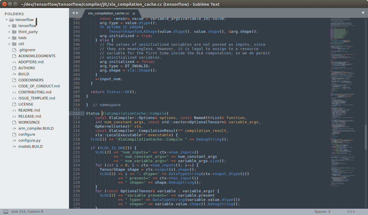 Sublime Text 3.2.2 Build 3211 keygen